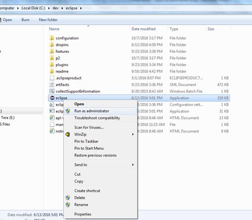 Installing the necessary tools to use BW/4HANA - Just - BI