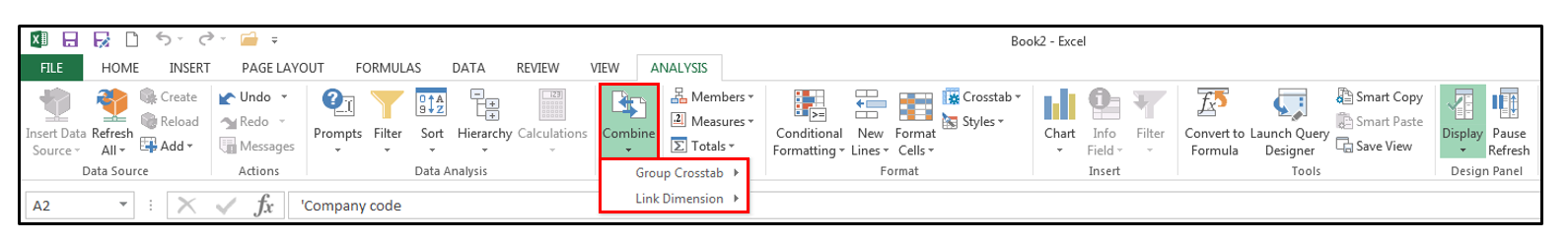 5 Cool Features You Should Be Using in Analysis for Office