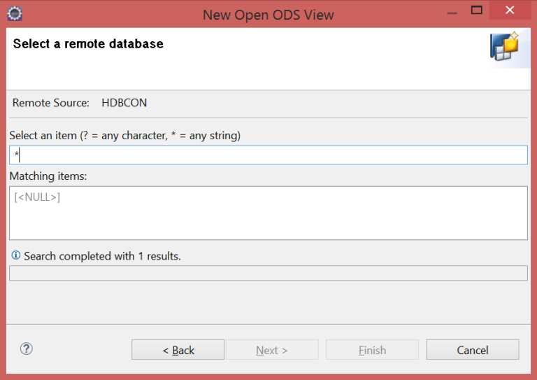 How to go Virtual in BW Part I: The Open ODS View - Just - BI