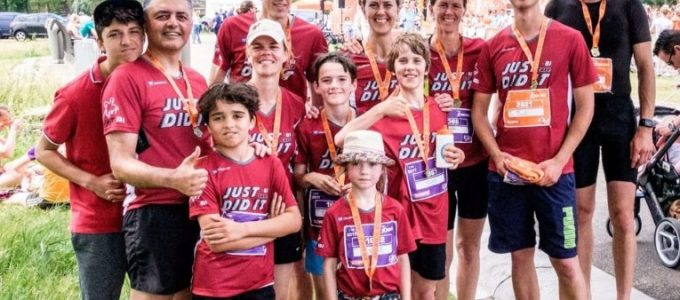 Just-Care Road Runners beat record Sun power!